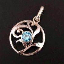 Bijoux tibetains : collier pierre turquoise - bijoux argent tibétain - drokpa