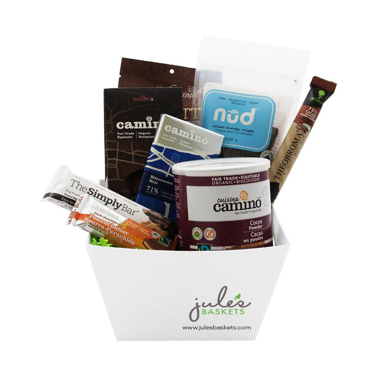 42 best gift baskets images on pinterest gift baskets chocolate lovers basket 5799 by jules baskets treats snacks organic glutenfree negle Image collections