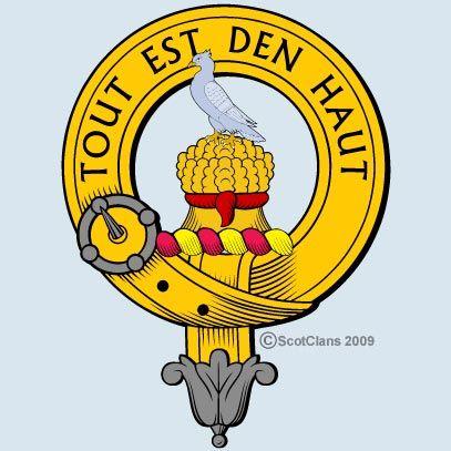 Whiteford Clan Crest