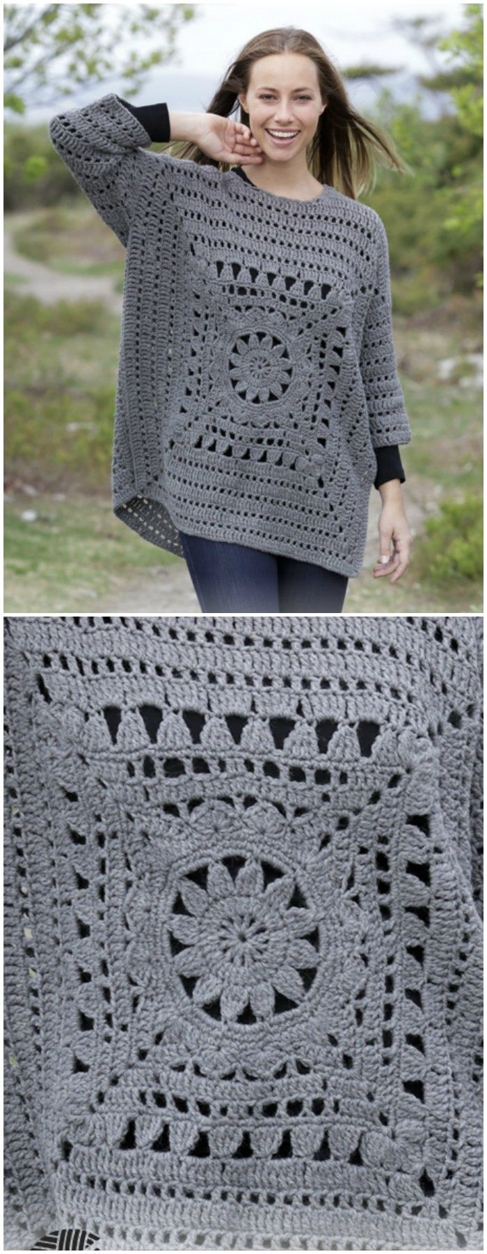Free Crochet Sweater Patterns – Free Crochet Patterns – DIY Crafts