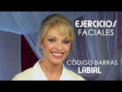 ▶ Ejercicios Faciales Suavizar el Codigo de Barras Labial - YouTube