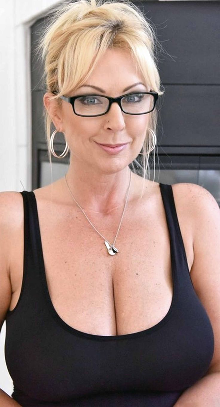 Mature Milf In Glasses