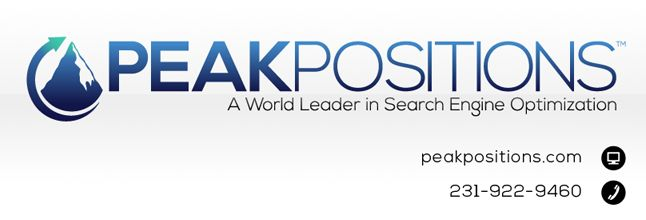 Top SEO Company - Endorsed by Google Since 1999 - Contact Peak Positions.