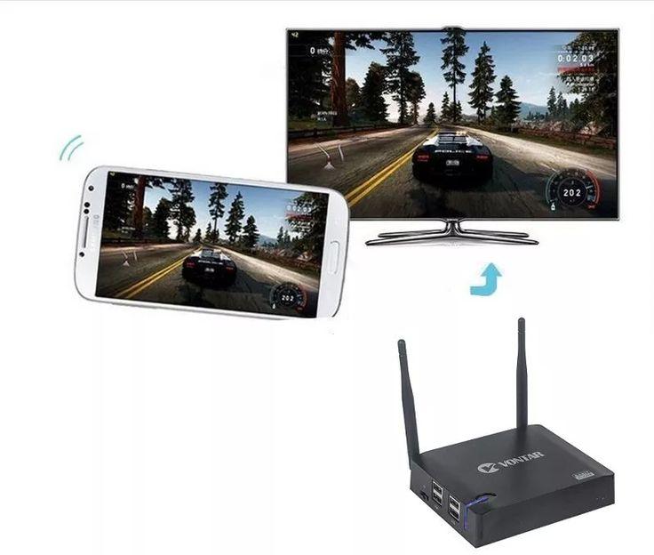 Smart Tv Box Kiii - Android 5.1 4k Kodi Miracast 2gb 16gb - S/. 299,00 en Mercado Libre