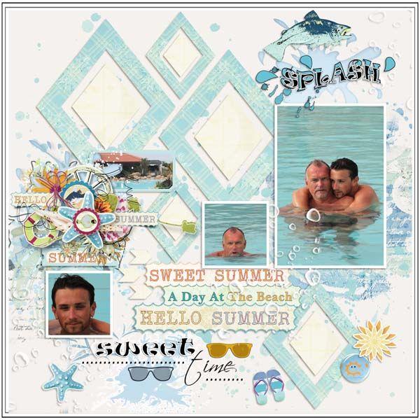 "kit ""Summer Splash"" by Sekada https://www.digitalscrapbookingstudio.com/sekada-designs/ Template ""Fiddlesticks number 23"" by Fiddle Dee Dee https://www.facebook.com/FiddleDeeDeeDesigns/"