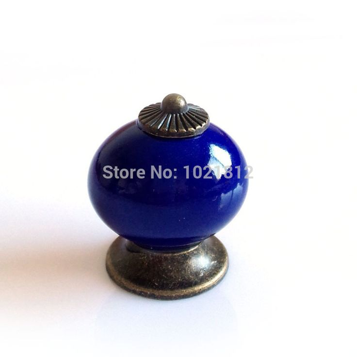 5pcs Purple Cabinet Knob Cupboard Closet Drawer Dresser Knob Handle Acrylic Pull Oval-shaped Knob Big Base #Affiliate