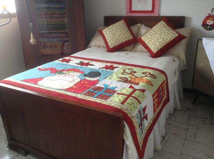 Pie de cama patchwork pinterest - Pie de cama ...