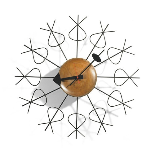 1 | The Legendary George Nelson On Creating A Design-Driven Company | Co.Design: business + innovation + design: Nelson Clock, Wall Clock, George Nelson Pretzel, Mid Century, Wallclock, Pretzels, Clocks, Pretzel Clock, Design