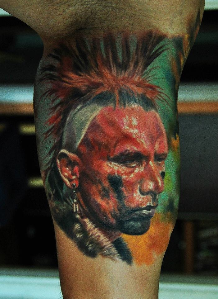66 best images about tattoos by den yakovlev on pinterest for Indian ink tattoo