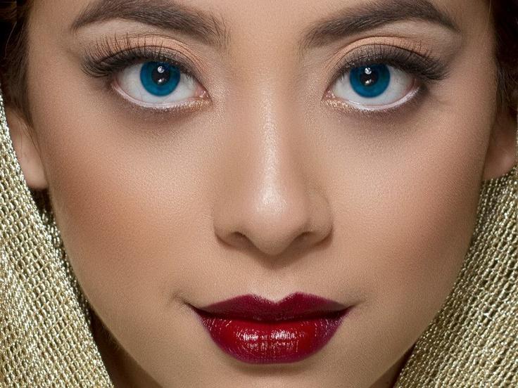 MUA: Aurora Galarza for Ruby Makeup Academy, Photographer: Viktorika Pashuta.