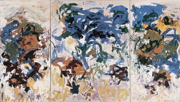 Bracket 1989 #joanmitchell #bracket #painting #abstract #expressionism #abstractexpressionism #abstractexpressionist #art #artist #contemporaryart #조안미첼 #추상표현주의 #페인팅 #아트 #현대미술 #아티스트 #커뮤니티 #아트플랫폼 #piqob #피콥
