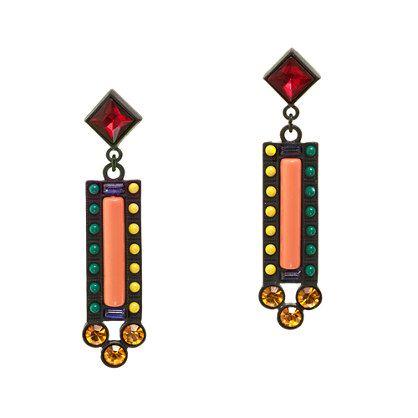 Lulu Frost journey earrings