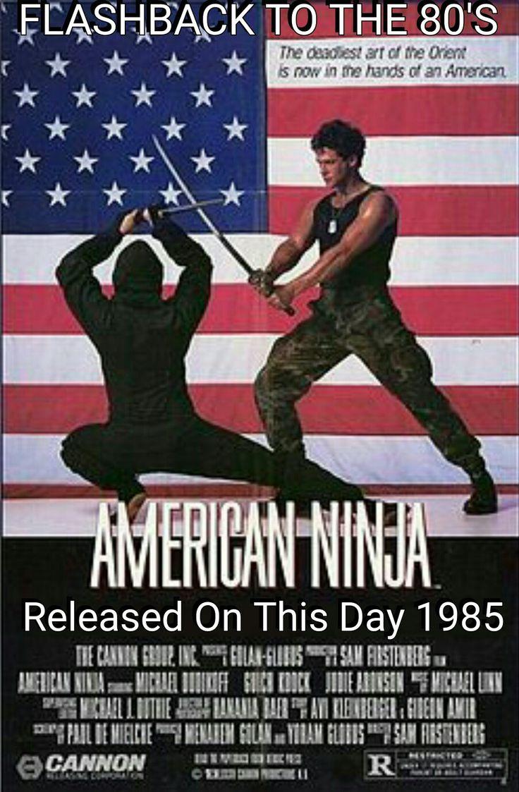 AmericanNinja 08/30/1985.