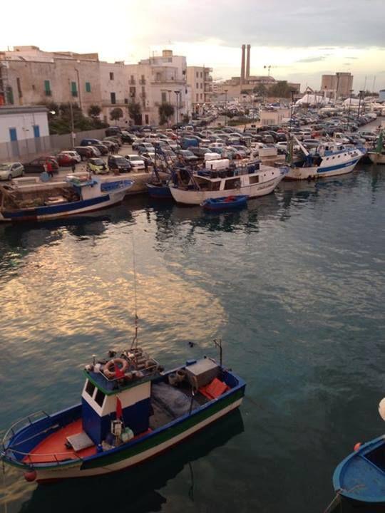 Mare e cielo di Puglia