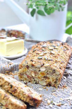 Glutenvrij noten- en zadenbrood - Foods and photos !