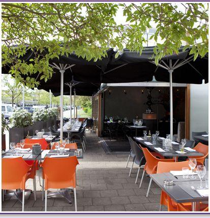 Restaurant Delikeet, Amsterdam