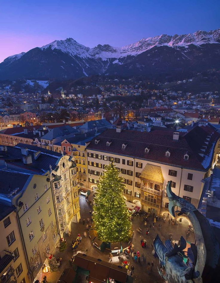 Innsbruck (Austria): una navidad tirolesa