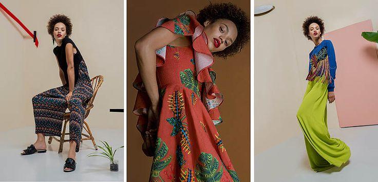 """Ubuntu"": moda étnica U Woman Adolfo Dominguez - https://www.bezzia.com/ubuntu-moda-etnica-u-woman-adolfo-dominguez/"