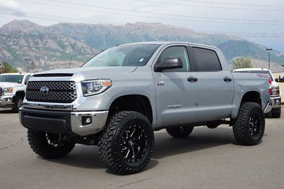 Toyota Cedar Rapids >> Toyota Tundra 4WD SR5 TRD LIFTED TUNDRA CREW MAX SR5 TRD OFF ROAD 4X4 CUSTOM WHEELS TIRES ...