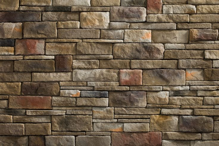 Dry Stack Is A Collection Of Carefully Selected Stone Of