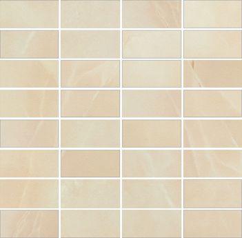 Faianta tip Mozaic Decorativa Lazio Beige Mozaika OPOCZNO reprezinta solutia perfecta pentru placarea peretilor in baie. Prin colectia de placi ceramice Lazio iti poti regasi stilul modern care te reprezinta.