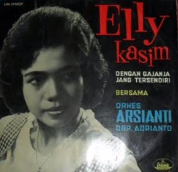 Elly Kasim (Arsianti), Dengan Ganjanja Jang Tersendiri. Suara Sumatra, the swings of early surf rock with the traditional accented roots
