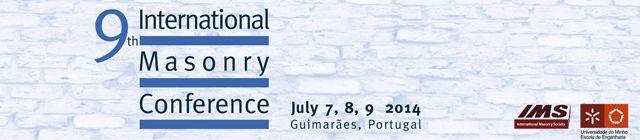 Masonry Conference - July 2014 - Portugal