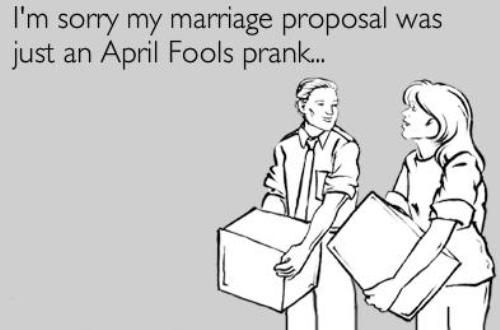 Happy April Fool's Day 2016