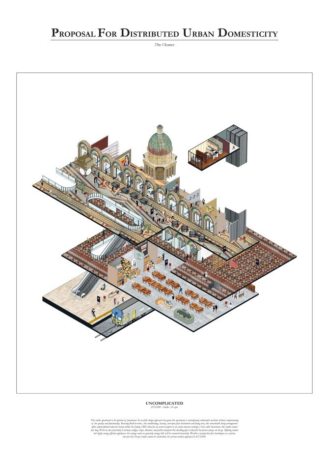 Architecture   UTS   Master IV - OLIVIERSOLENTE