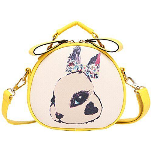 Partiss Damen Sweet Lolita Gothic Handtasche Japanische Rund Shaped PU Lack Handbag Retro Schultertasche College Lolita Umhaengetasche Partiss http://www.amazon.de/dp/B01AJ73K8W/ref=cm_sw_r_pi_dp_Z3L6wb1628HME