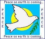"""Planetpals - World Peace Sign Symbols Free Clip Art Doves Cranes History """""""
