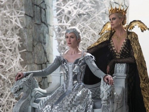 """We talked to the woman behind the epic costumes in """"The Huntsman: Winter's War"""""""