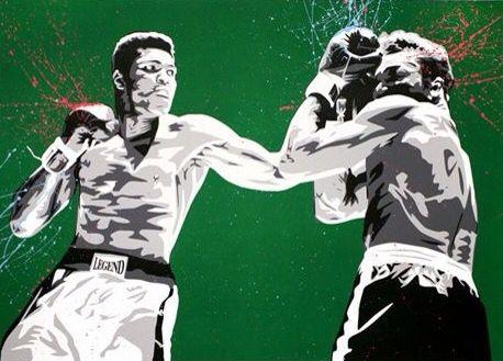 Ali Legend (Green) (2009)