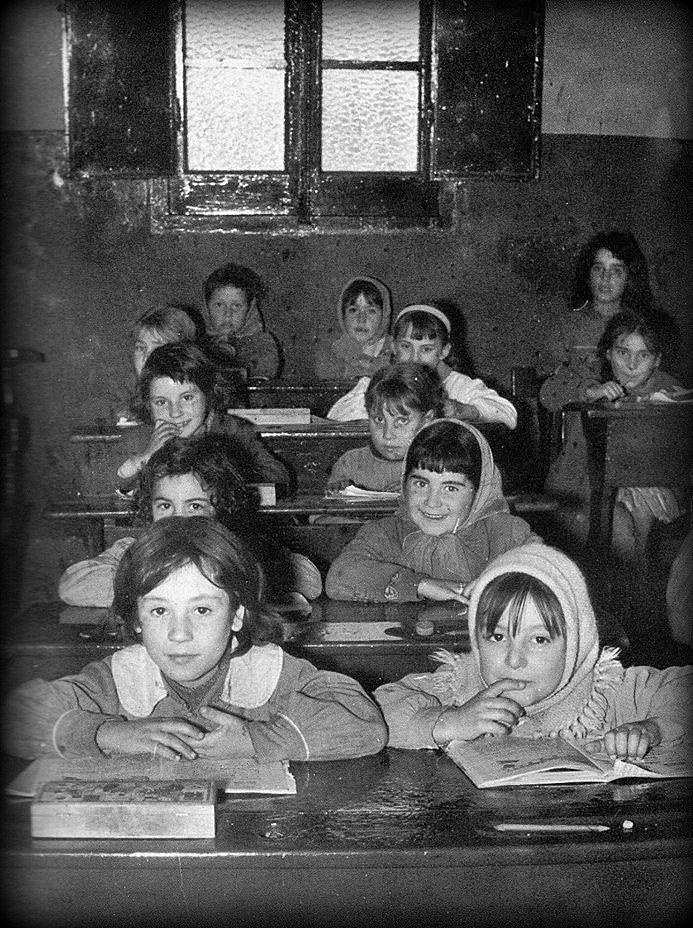 """Barcelona 1964 """"Escola del Camp de la Bota"""""""