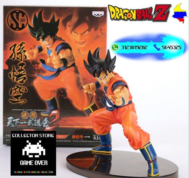 Goku saga saiyan $40.000 Domicilios en Bogotá 🏠  Envios a todo el país 🚚. https://www.facebook.com/CollectorStoreGames/ https://www.instagram.com/figuras_collectorstore/