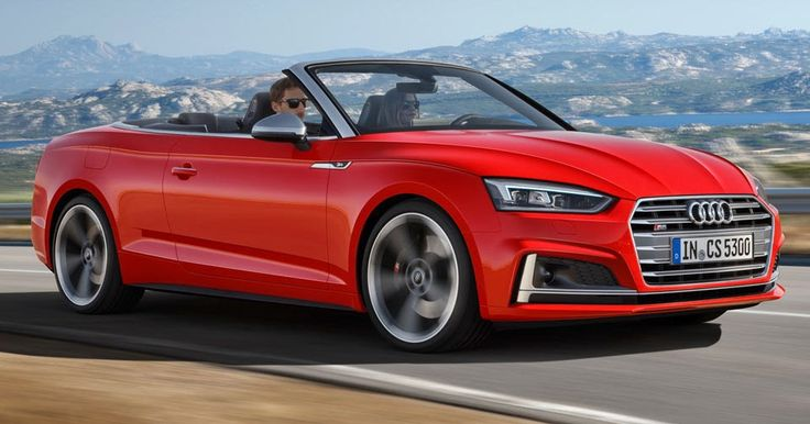 New Audi A5/S5 Cabrio Goes On Sale In UK, Retails From £35,235 #Audi #Audi_A5