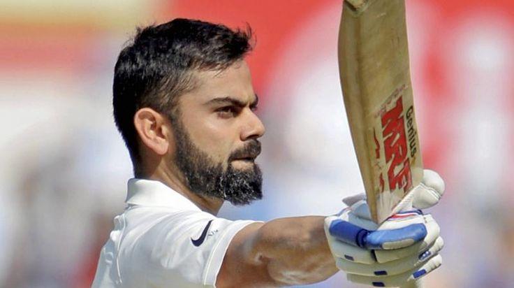 Virat Kohli breaks records goes past Ricky Ponting Graeme Smith Sunil Gavaskar