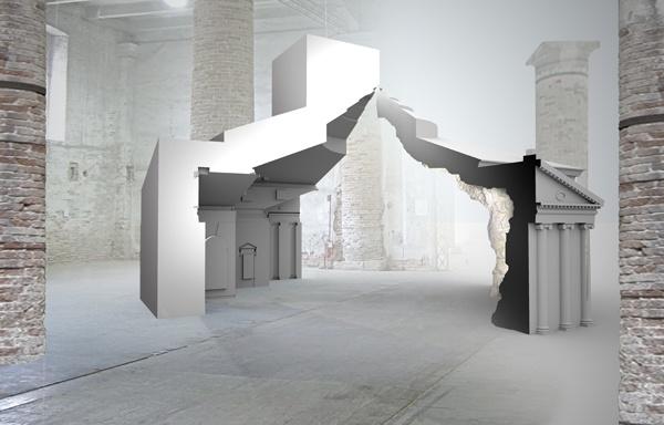 FAT's Villa Rotunda Redux for the Venice Architecture Biennale