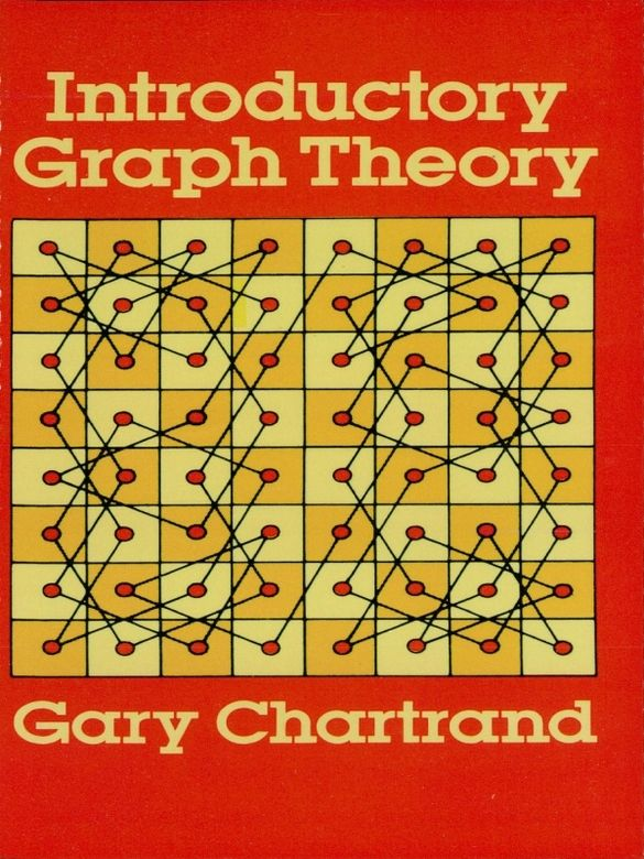 Introductory Graph Theory by Gary Chartrand  Clear, lively style covers all basics of theory and application, including mathematical models, elementary concepts of graph theory, transportation problems, connection problems, party problems, diagraphs and mathematical models, games and puzzles, graphs and social psychology, planar graphs and coloring problems, and graphs and other mathematics.