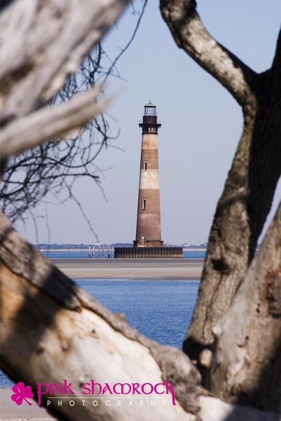 Morris Island Lighthouse, Folly Beach SC