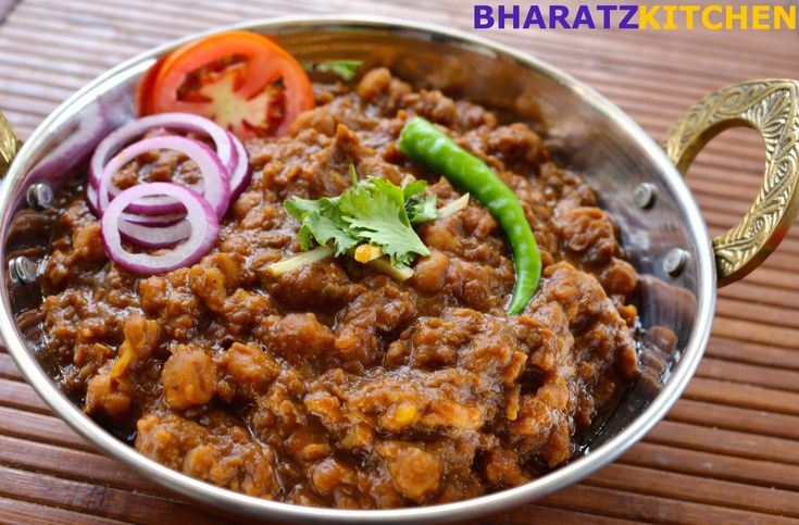 Perfect Chana Masala Recipe   Punjabi Chole Masala   Old Delhi Style Cha...