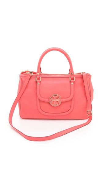 Tory Burch. I'm obsessed with this color for spring.