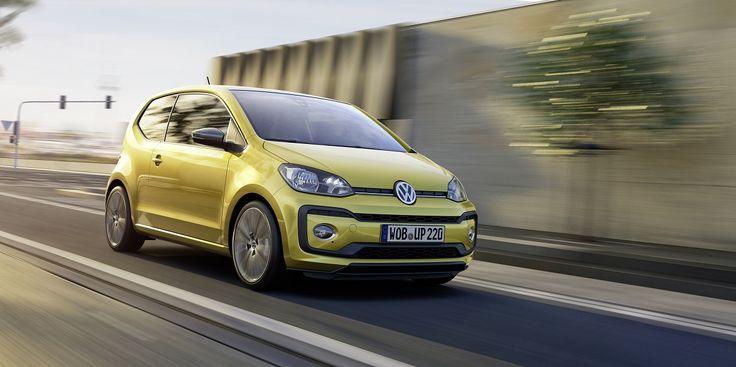 News: Der Volkswagen up! Neue Gewänder in Genf
