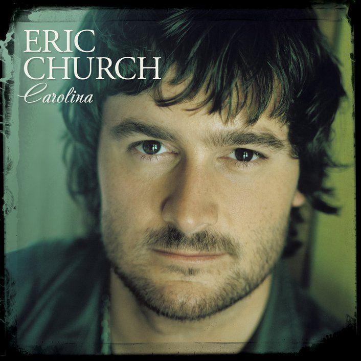 eric church | Eric Church's CD, Carolina . Photo by Jim Wright, courtesy of Capitol ...
