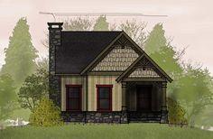 Small Cottage Floor Plan