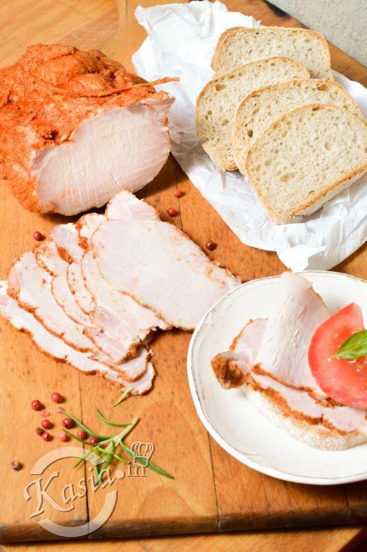 schab peklowany parzony na kanapki