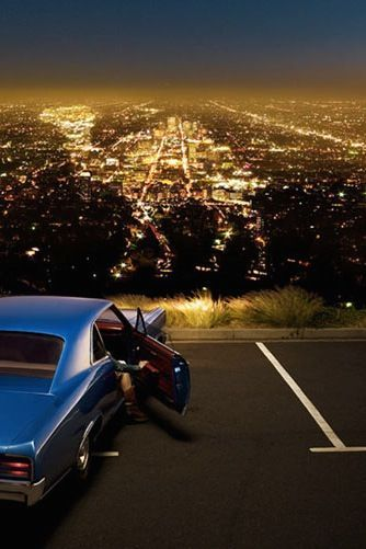 Mulholland Drive - 21 Things You Must Do When Visiting L.A. via @PureWow