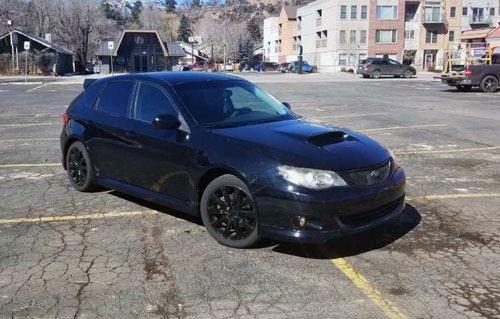 2009 Subaru Impreza WRX - Durango, CO