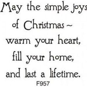 Christmas Card Sayings