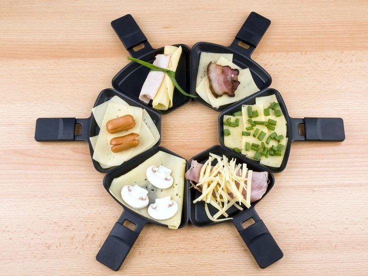 Das perfekte Raclette zubereiten  Rezepte, Raclette ideen